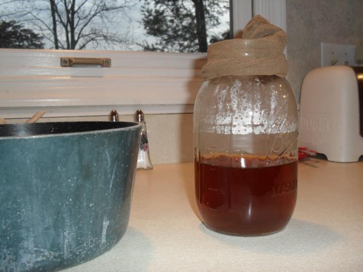 sasafrass juice